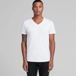 Comfort Colors 100% Cotton V‑Neck T‑shirt-5003